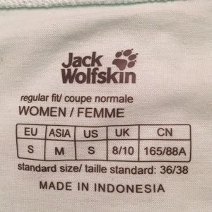 Jack Wolfskin Tops - Jack Wolfskin Athletic Mint Green Tank